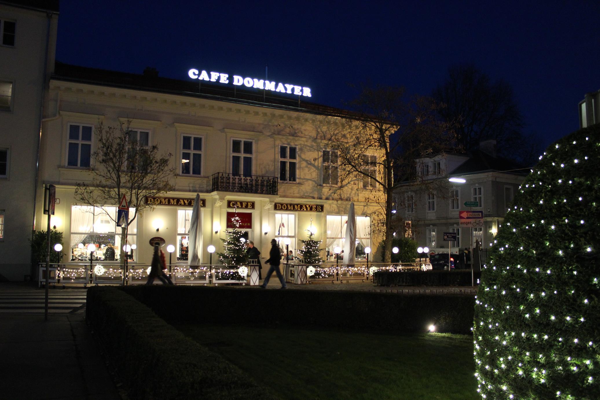 Cafe Dommayer