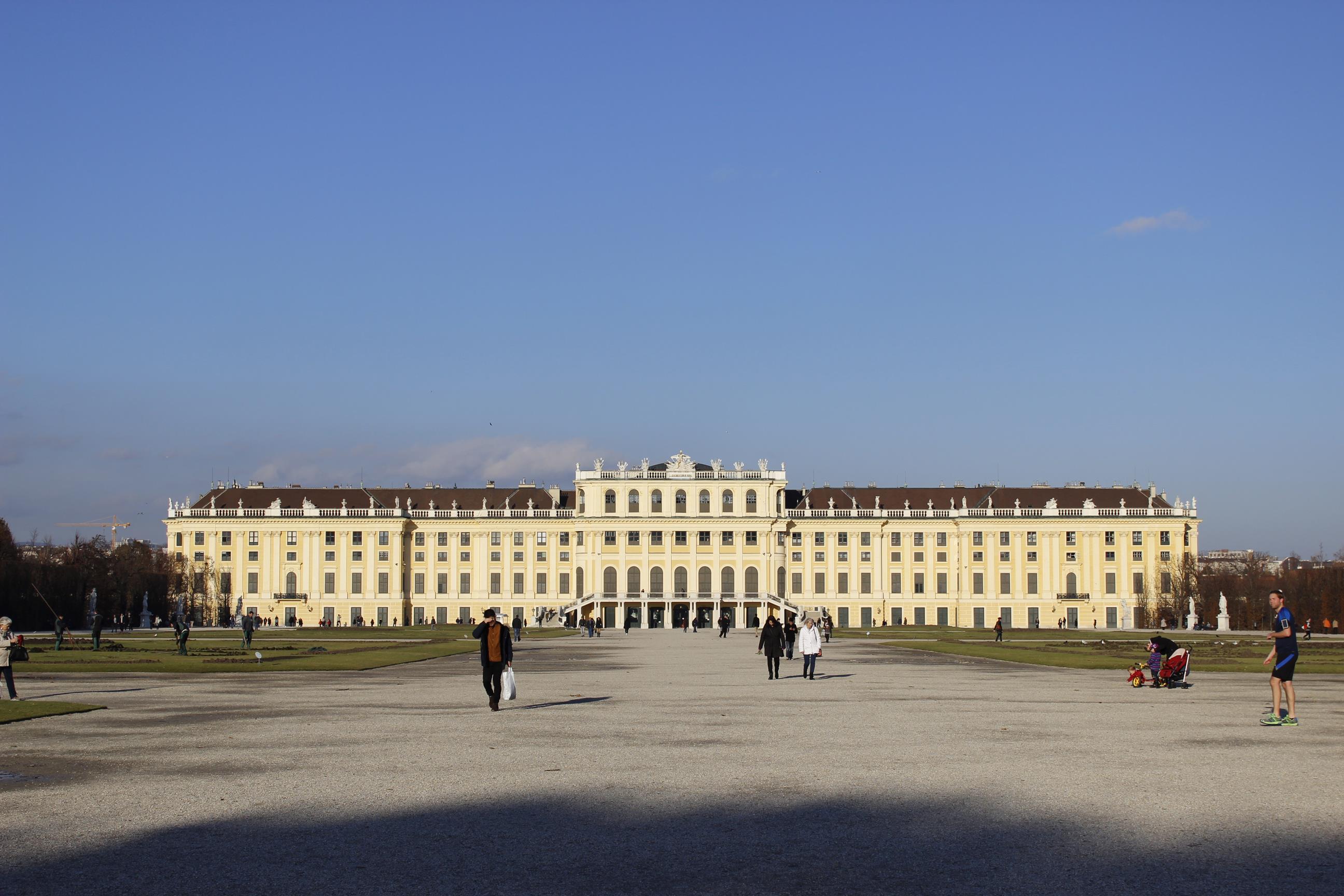 Schönbrunn Sarayı 2