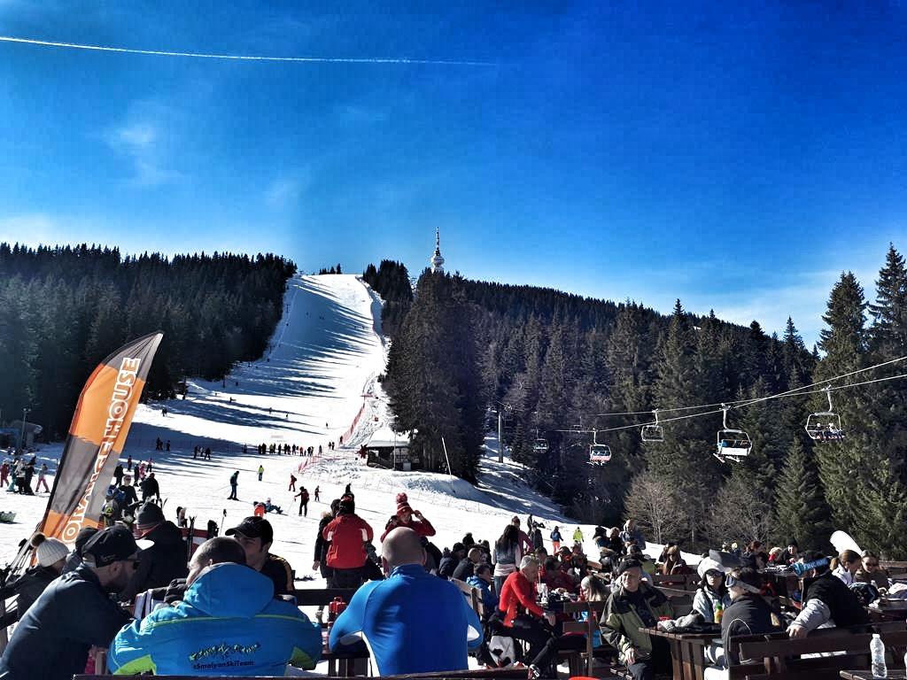 Pamporovo Kayak Merkezi-İlk Kez Gidecekler İçin