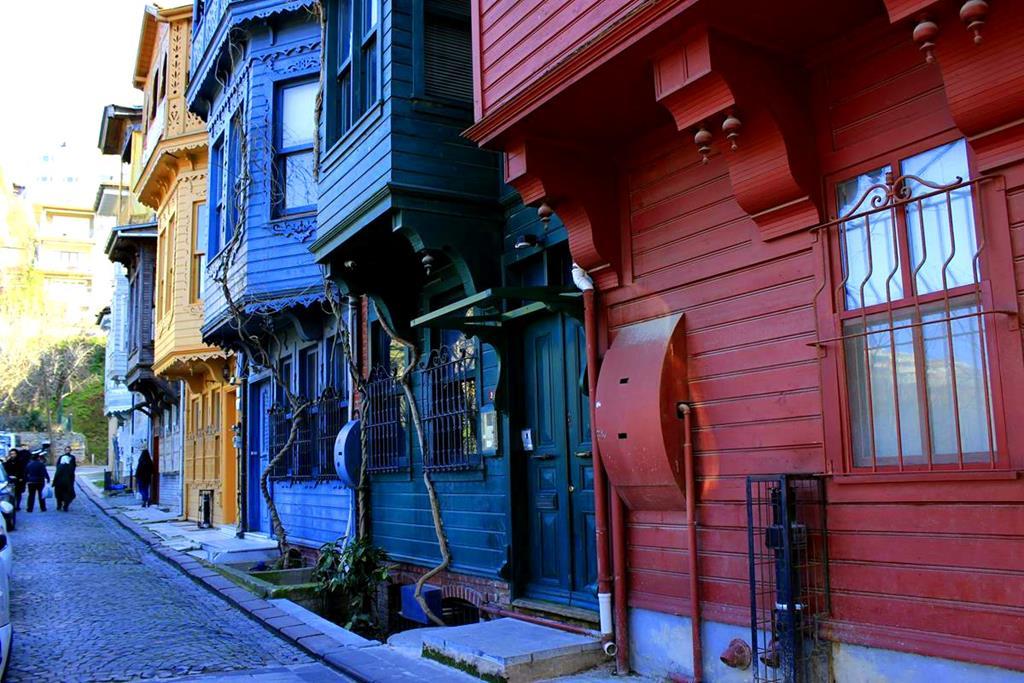 Kuzguncuk Gezilecek Yerler – Bir Eski İstanbul