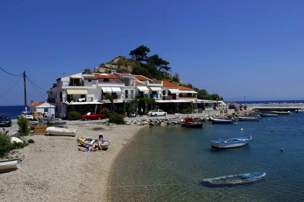 Samos Adası Plajları ve Dahası